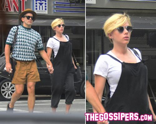 scarlett Nuovo taglio corto per Scarlett Johansson!