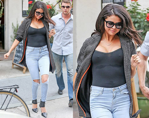 selena gomez Selena Gomez: intervento al seno, sì o no?