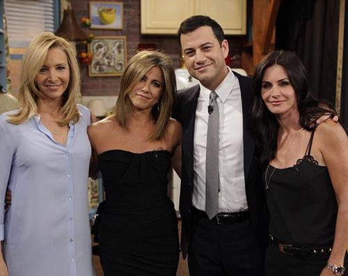 Friends Reunion in tv per le donne di Friends