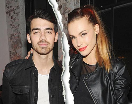 jonas Joe Jonas ha rotto con Blanda Eggenschwiler
