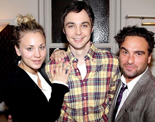 kaley 1 milioni di dollari a episodio per gli attori di Big Bang Theory