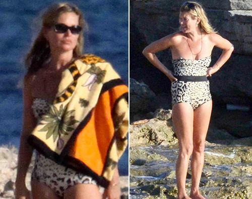 katemoss Kate Moss retrò a Formentera