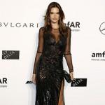 Alessandra Ambrosio 150x150 amfAR 2014: Le celebrity sul red carpet