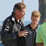 Justin1 150x150 David Hasselhoff: Justin Bieber è un tipo tosto