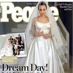angelina2 150x150 Guarda labito da sposa di Angelina Jolie!