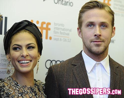 gosling Eva Mendes e Ryan Gosling sono diventati genitori!