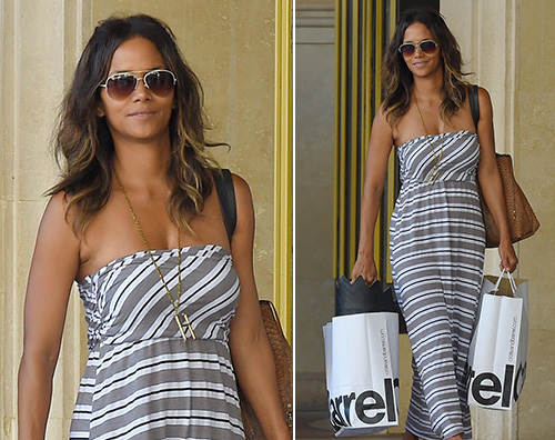 halle Halle Berry cambia (ancora) look
