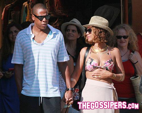 jay beyo Beyoncé e Jay Z innamorati (?) a Portofino