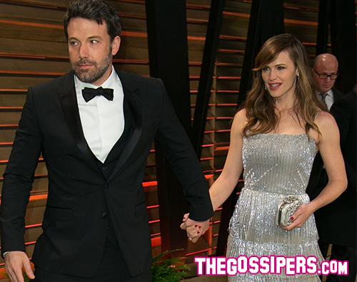 jennifer garner e ben affleck Jennifer Garner, auguri social a Ben Affleck per il Father's Day