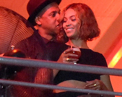 lawrence11 Beyoncé e Jay Z: ma quale crisi?