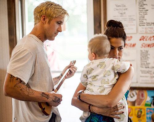 tuono Eva Mendes e Ryan Gosling sono diventati genitori!