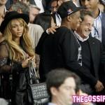 Beyonce JayZ Sarcozy 150x150 Beyoncè, Jay Z e David Beckham allo stadio di Parigi