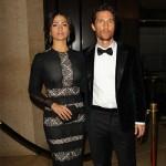 Camila Alves e Matthew McCon 150x150 Matthew McConaughey star degli American Cinematheque