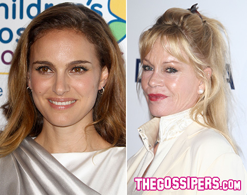 Cover7 Natalie Portman protagonista del Childrens Hospital Los Angeles Gala