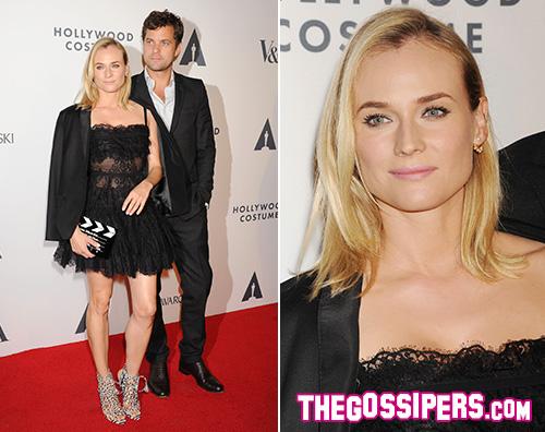 DIANE JOSHUA Diane Kruger e Joshua Jackson mondani a Hollywood