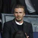 DavidBeckham 150x150 Beyoncè, Jay Z e David Beckham allo stadio di Parigi