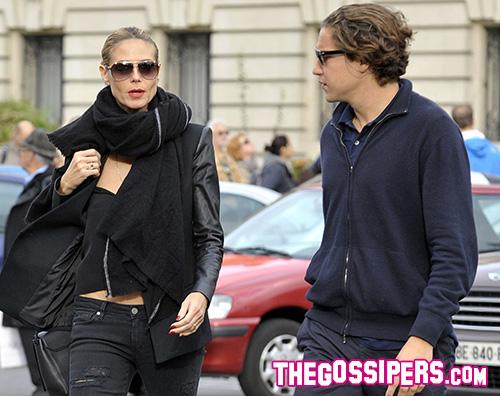 Heidi Heidi Klum pronta a sposare Vito?