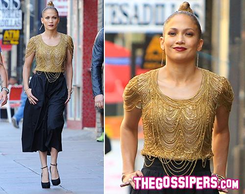 Jennifer Lopez2 Confessioni shock di Jennifer Lopez nella sua autobiografia