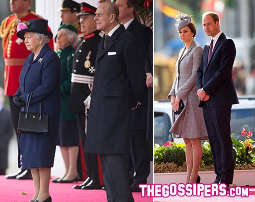 Kate2 Kate Middleton in pubblico dopo le nausee