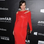 Milla Jovovich 150x150  amfAR Inspiration Gala 2014: i look sul red carpet