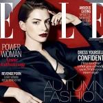anne5 150x150 Anne Hathaway parla della celebrità su Elle UK