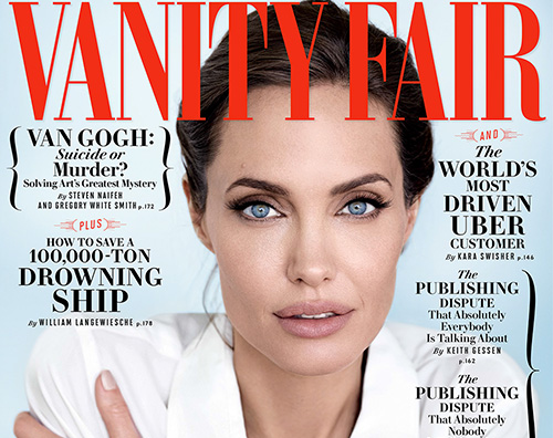 Angelina Jolie Angelina Jolie: Il matrimonio ti fa sentire diversa