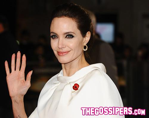 Angelina Jolie1 Angelina Jolie Un tempo non volevo diventare mamma