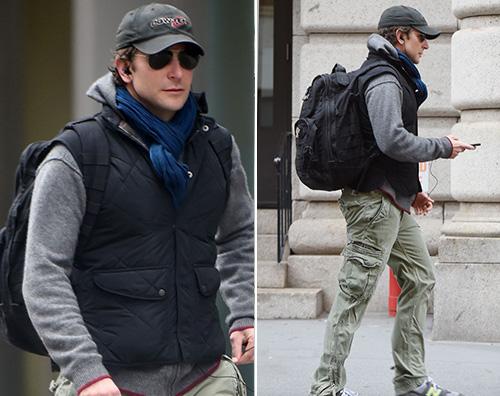 Bradley Cooper Nuovo look per Bradley Cooper