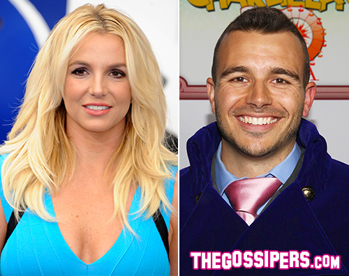 Britney Nuovo amore per Britney Spears