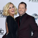 Donnie Wahlberg e Jenny McCarthy 150x150 AMAs 2014: Tutti i look sul red carpet