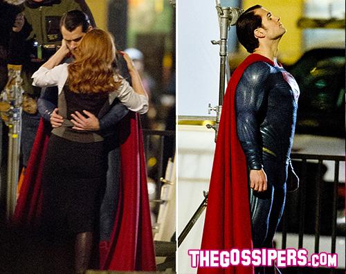 Henriy Cavill Henry Cavill ritorna a vestire i panni di Superman