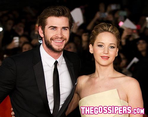 Liam e Jennifer Jennifer Lawrence Ho baciato Liam Hemsworth