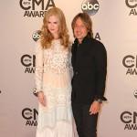 Nicole Kidman Keith Urban 150x150 Lassenza di Taylor Swift si fa notare ai CMAs 2014