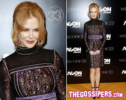Nicole Kidman2 Nicole Kidman a Milano per Agon Channel Italia
