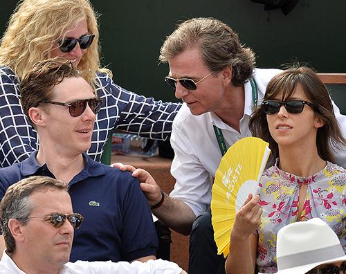 kikapress orizzontale copia1 Benedict Cumberbatch annuncia il suo matrimonio