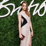 Cara 150x150 British Fashion Awards 2014: Rihanna la più audace sul red carpet