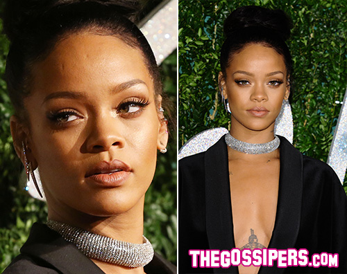Cover British Fashion Awards 2014: Rihanna la più audace sul red carpet