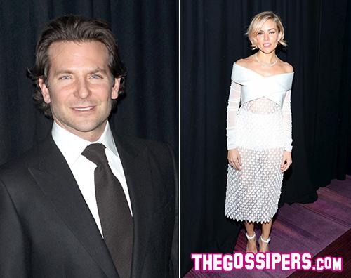 Cover21 Sienna Miller e Bradley Cooper presentano American Sniper
