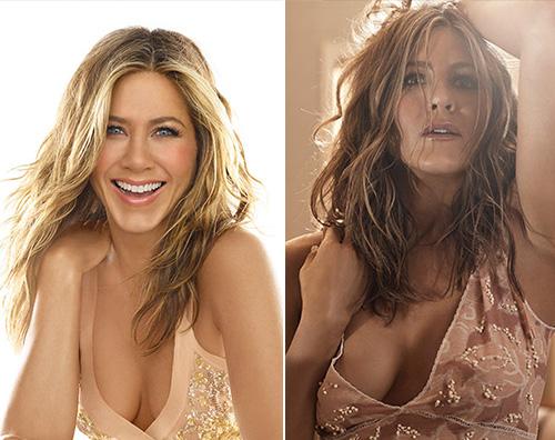 Jennifer Aniston Jennifer Aniston protagonista di Allure Magazine