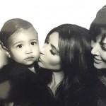 Kim3 150x150 Kim Kardashian: Ridere fa venire le rughe