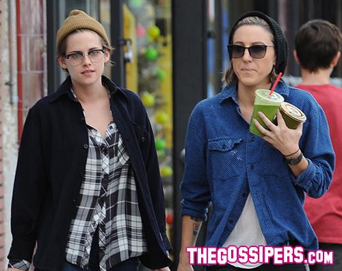 Kristen E Alicia Kristen Stewart conferma Io e Alicia siamo una coppia!
