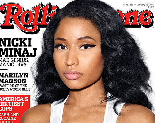 Nicki Minaj Nicki Minaj Da adolescente ho avuto un aborto