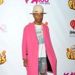 PharrellWilliams 150x150 Tutte le celebrity al Z100s Jingle Ball 2014