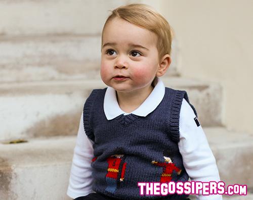 Principe George Le nuove foto del Principino George