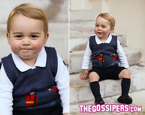 Principino George Le nuove foto del Principino George