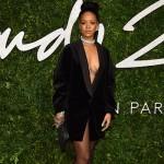 Rihanna 150x150 British Fashion Awards 2014: Rihanna la più audace sul red carpet