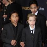 Shilo Pax e Maddox Jolie Pitt 150x150 Angelina Jolie ha la varicella
