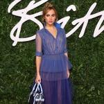 SukiWaterhouse 150x150 British Fashion Awards 2014: Rihanna la più audace sul red carpet