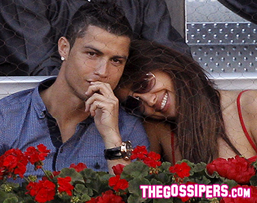 Irina ronaldo Irina Shayk: Cristiano Ronaldo mi faceva sentire brutta