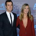 Jennifer e Justin 150x150 Critics Choice Awards 2015: le foto del red carpet